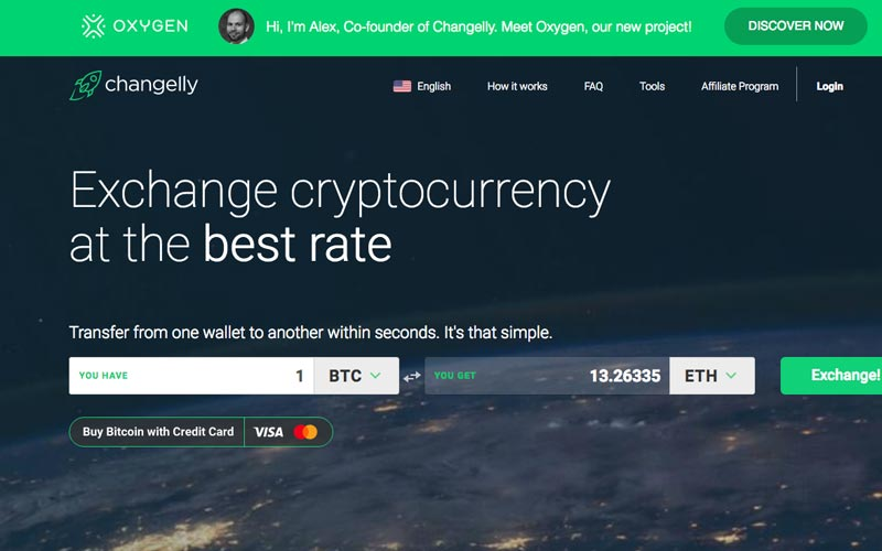 Cosa è Changelly?